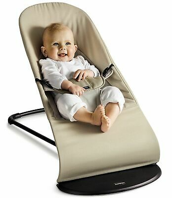 4eee33693eb NEW BABYBJORN Baby Bjorn Bouncer Balance Soft - Khaki Beige Cotton