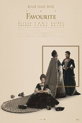 The Favourite (DVD, 2019) watched only once