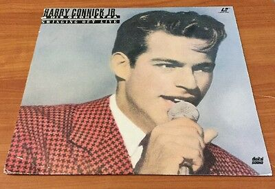 Laserdisc - Harry Connick Jr. & His Orchestra- Tested