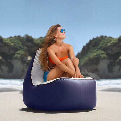 KCASA KC-212 Air Bed Inflatable Sofa Lounger Outdoor Fast Folding Sleeping Air