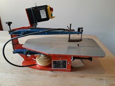 Hegner Multicut 2 Scroll Fret Saw 240v Single Speed with Spare Blades