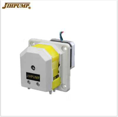 JIH Double-Channel Peristaltic Metering Pump High Precision Low Flow Dosing Pump