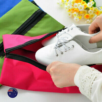 Travel Sock Waterproof Shoes Organizer Storage Toiletry Suitcase Bag Case Pouch