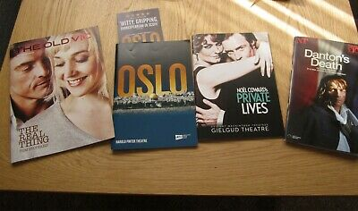 Toby Stephens: Four Theatre Programmes starring Toby in West End plays