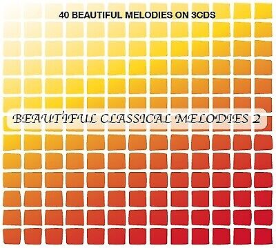 Beautiful Classical Melodies 2 Tower Record Japan Limited F/S