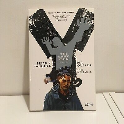 Y The Last Man Graphic Novel Bool One 1