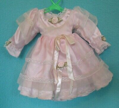Vintage Wondertreats Doll Dress