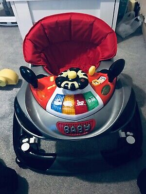 baby Car walker used Baby Feeding Chair
