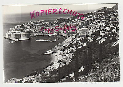 postcard Dubrovnik 20.5.1967 - country now: Croatia ( Kroatien )