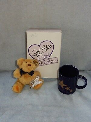 Bears Just Annette Funicello Hollywood Star Collectible Bear Mug Set Annette Funicello