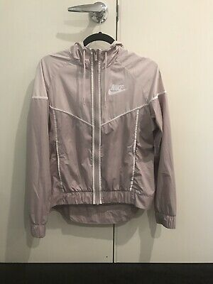 Nike Zip Up Windrunner Jacket Size Small