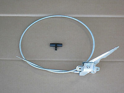 Omix-Ada 17735.02 Throttle Cable