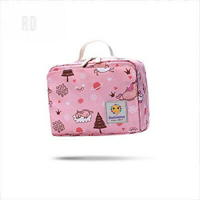 SUNVENO Nappy Changing Bag Sets Waterproof wrap Shoulder for on The Way...