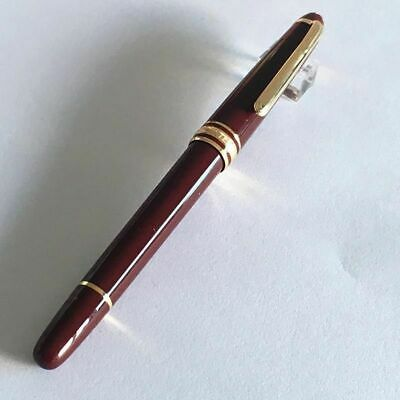 Montblanc Brand Gold-Coated Classique Rollerball Pen