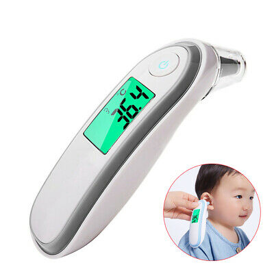 Baby Infrared Digital Thermometer Electronic Ear Measure Temperature Safety Tool