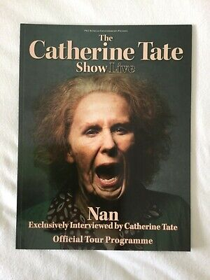 The Catherine Tate Show Live - Official Comedy Tour Programme