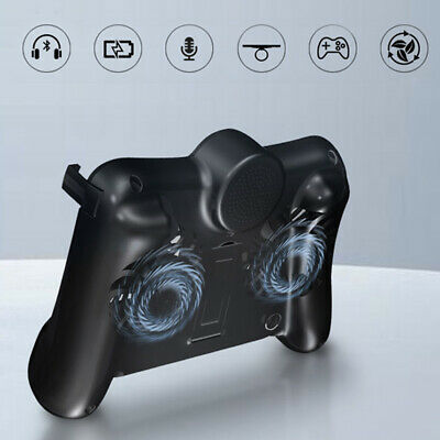 Bluetooth Game Controller Joystick Grip Handle Wireless PUBG for Android IOS