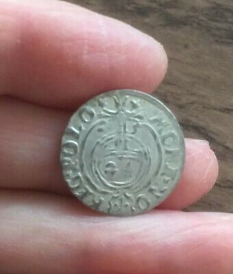 Poland. Sigismund Iii (1587-1632). Silver 3 Polker. Dated 1625.