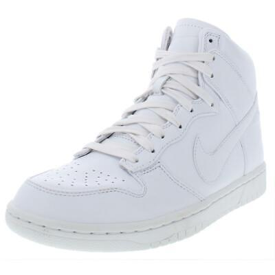 best sneakers 48943 63eb1 Nike Mens Dunk Lux SP Leather High Top Trainer Athletic Shoes Sneakers BHFO  4441