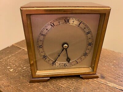 Vintage Elliot Mantle Clock Spars Repair ?