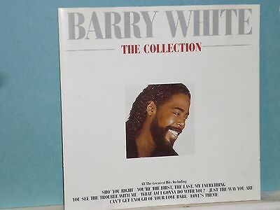 BARRY WHITE...The Collection.....
