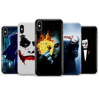 New Anime Suicide Squad Joker Funny Cover Phone Cases For Iphone 6