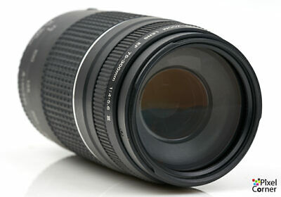 Canon EF 75-300mm f/4-5.6 III telephoto zoom lens 84402797