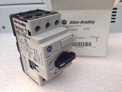 Allen Bradley 140 series 415v motor protection circuit breaker 3ph 14.5-20A