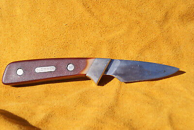 Vintage Old Timer Knife Fixed Blade No Sheath Skinner 150T Maybe