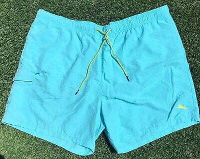 8f2704c58f Tommy Bahama Relax Mens Size 2XB Blue Swim Trunks Board Shorts Lined NWT