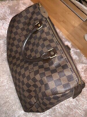 2681c4442efd4 LOUIS VUITTON TASCHE - Speedy 35 Damier Canvas - EUR 461