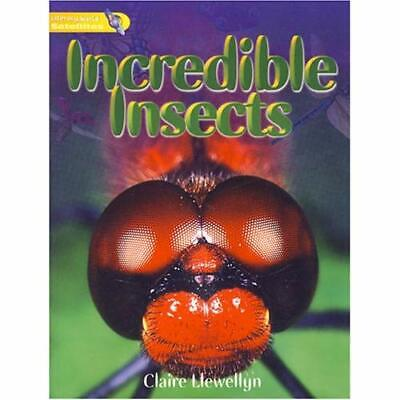 Literacy World Satellites Non Fiction Stage 1 Incredibl - Paperback NEW Ms Clair