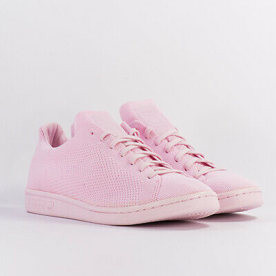 wholesale dealer 97950 9d5f1 Adidas Originals Stan Smith Pk Primeknit Pink Glow Us 11 Uk 10,5 Eu 44