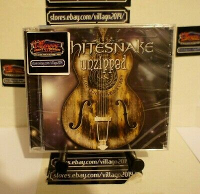 Whitesnake - Unzipped   New Cd Free Shipping!!