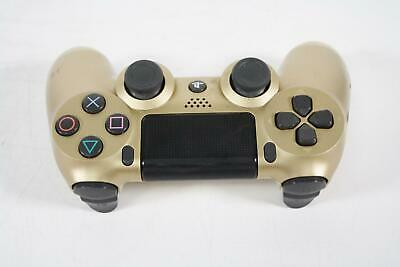 Sony PlayStation 4 PS4 DualShock 4 Wireless Controller Gold