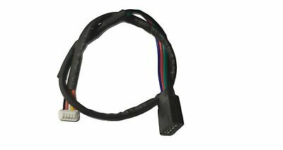 Cable for AMD Wraith Spire RGB LED Light AM4 4-Pin Connector CPU Cooler fan