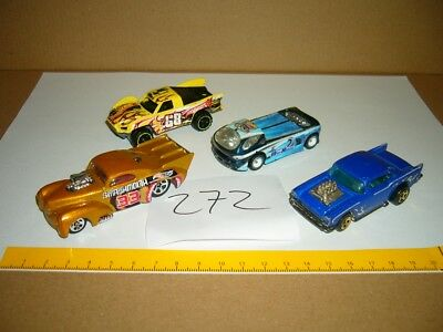 Konvolut Nr. 272 HOT WHEELS Deora, Willys, MJ, u.a.