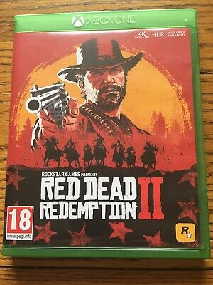 Red Dead Redemption II On XBox One