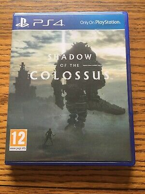 Shadow Of The Colossus On PlayStation 4 - PS4
