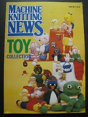 Machine Knitting News – Toy Collection
