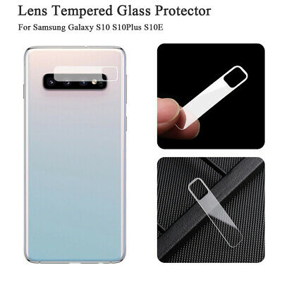 For Samsung Galaxy S10 S10Plus  Back Camera Lens Tempered Glass Protector