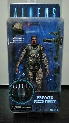 "Aliens Private Ricco Frost Figura Neca "" Nueva / Precintada"" New & Sealed"