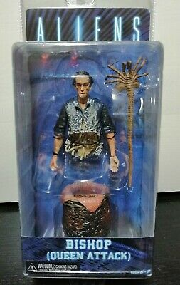 "Aliens Bishop Queen Attack Figura Neca "" Nueva / Precintada"" New & Sealed"