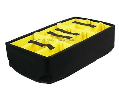 Peli Storm iM2500 Yellow Divider Set Only