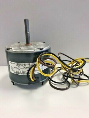 ge genteq 1/4 hp 208-230 volt condenser fan motor 5kcp39fgu997as 3s047 04 23