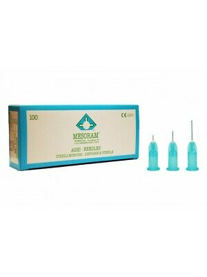Ri.mos  Mesoram Hypodermic Needles For Micro-Injection 27G *100
