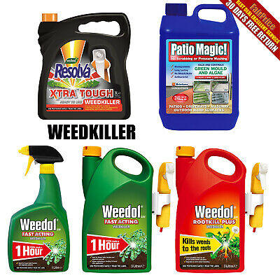 Fast Acting Weedkiller Flower Beds Garden Weeds Results ExtraTough Grass Weeding