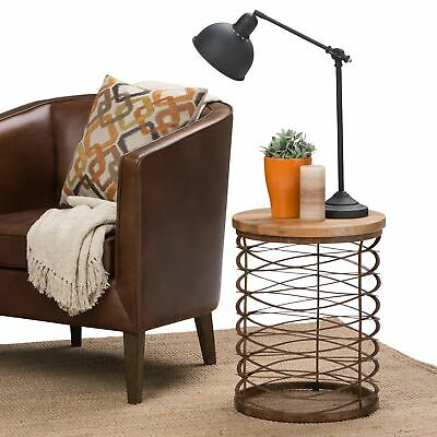 Awesome Wyndenhall Halifax End Side Table 139 99 Picclick Camellatalisay Diy Chair Ideas Camellatalisaycom