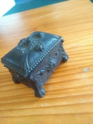 Beautiful Antique 19th Century French trinket box - appraised by antique dealer