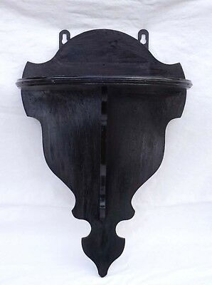 Large Church or Chapel Wall Shelf Sconce for Statue 1870